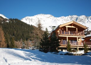 Image of Chalet Piste Rouge