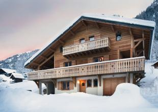 Image of Chalet Grand Coeur