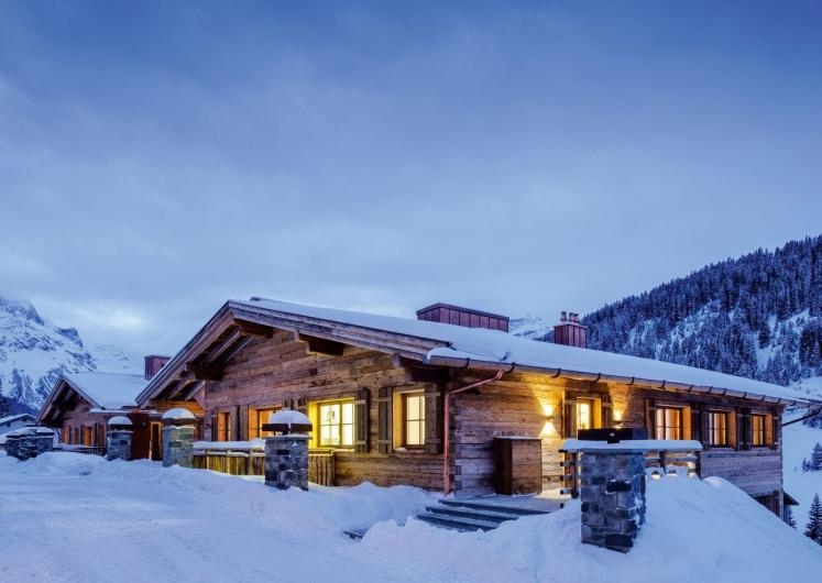 Image of Severin*s Alpine Retreat