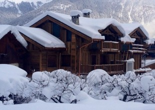 Image of Chalet Le Loup Blanc