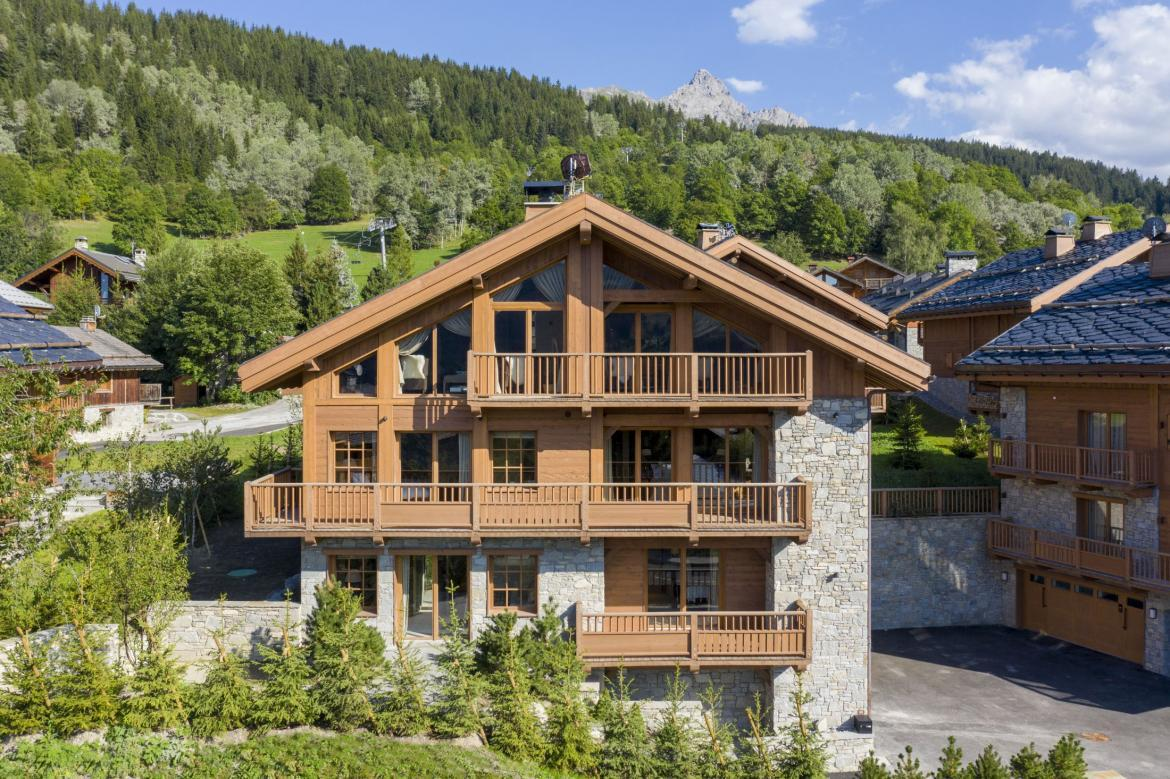 Chalet Le Lapin Blanc Meribel chalet la loze | luxury chalet in meribel