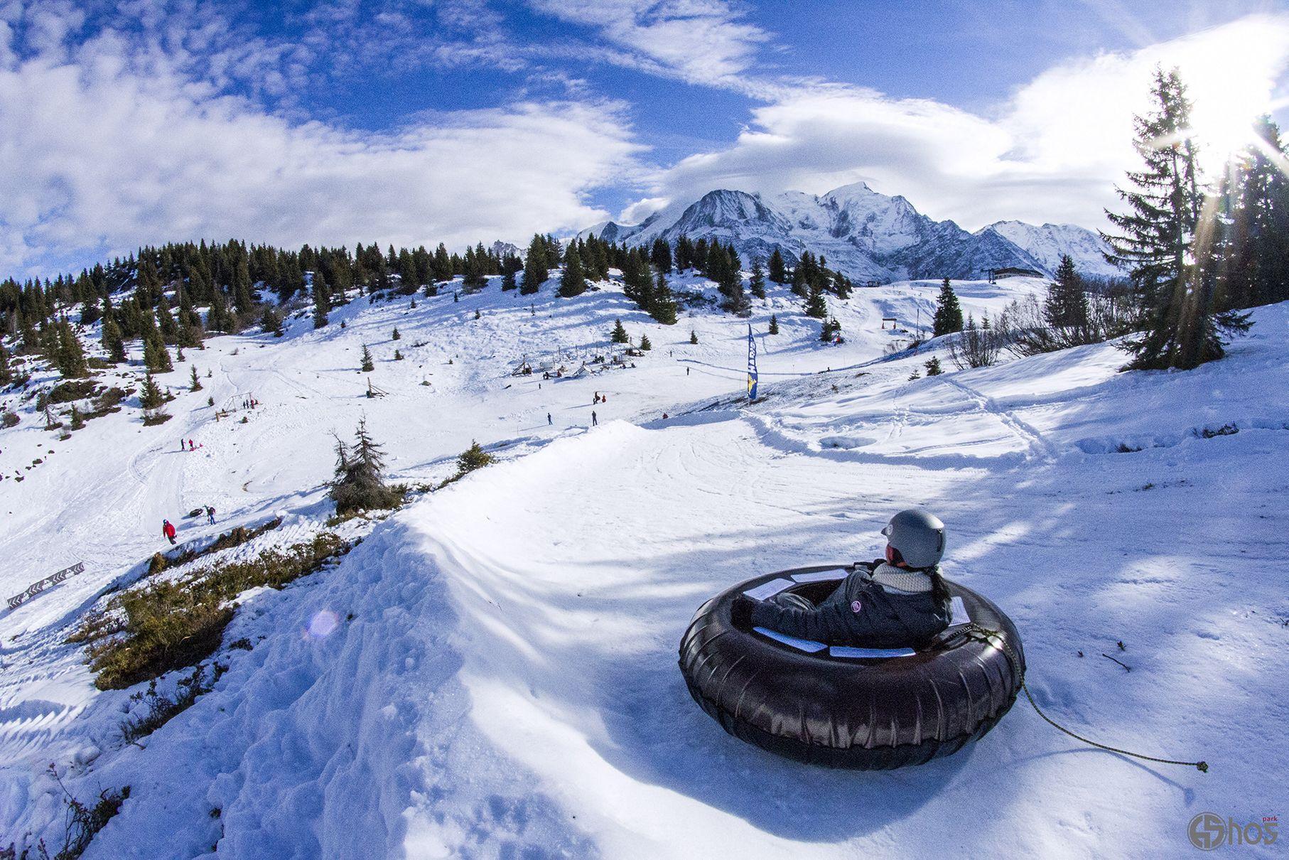 Les Houches ski camp