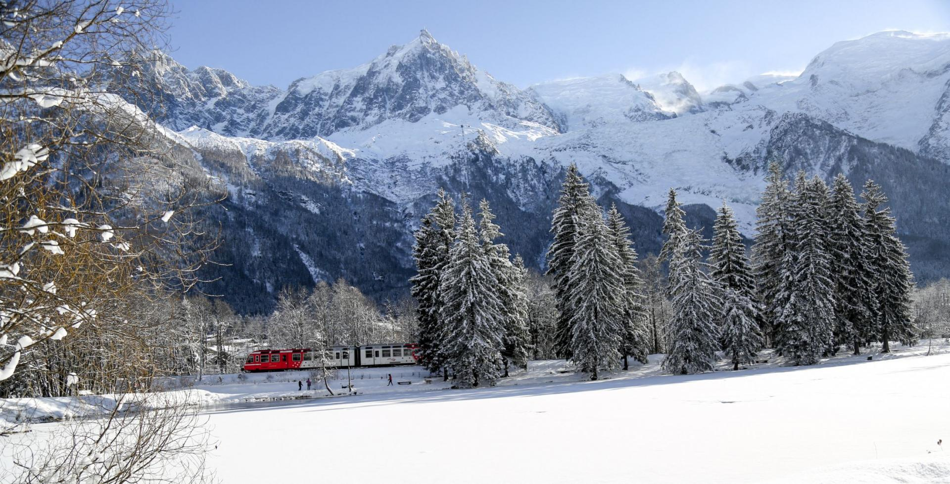Mont Blanc Express Hiver