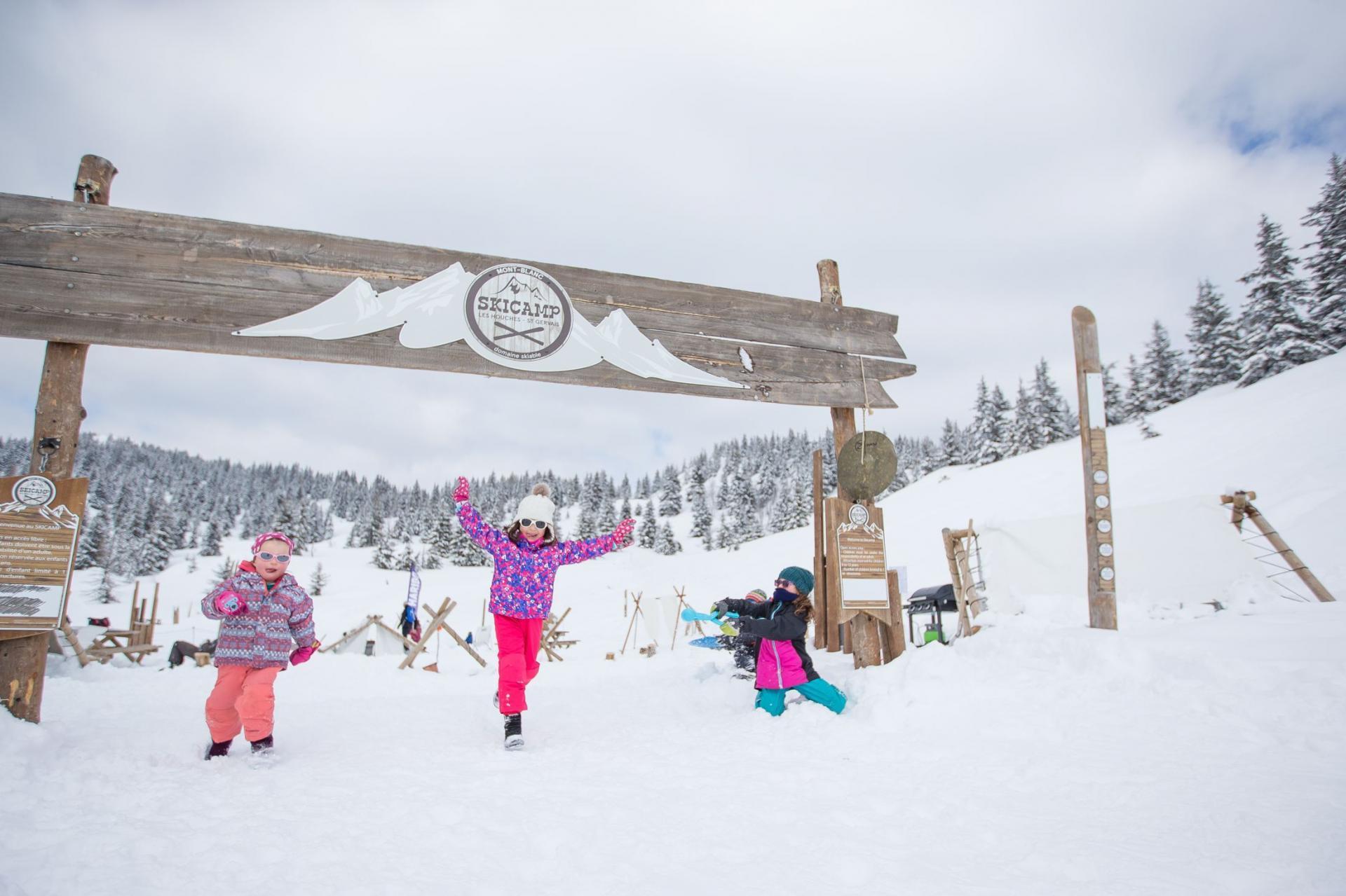 Ski Camp Les Houches