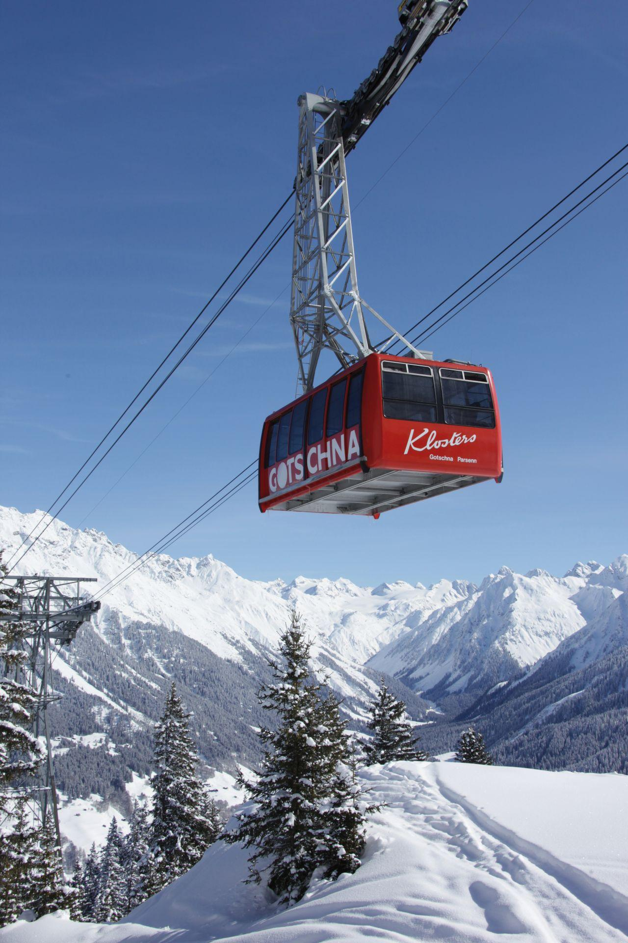 Klosters Winter