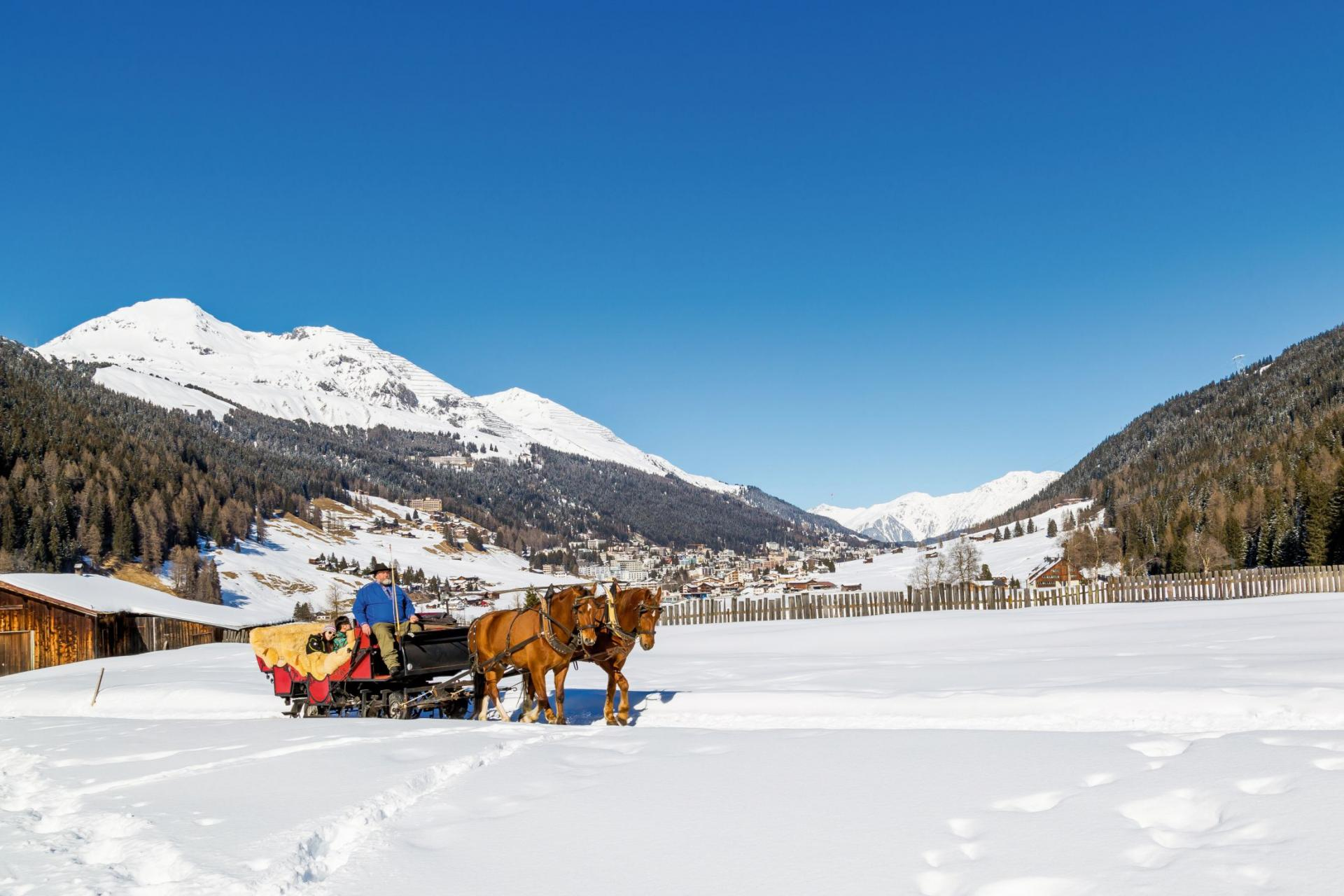 Winter in Klosters