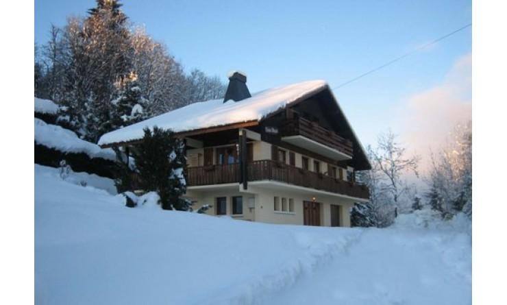 Home Ski Resorts France Les Gets Chalet Magali