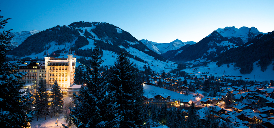 Gstaad Palace Hotel Switzerland
