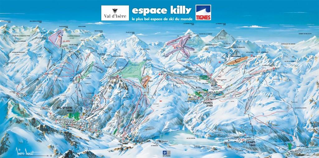 Espace_Killy_Piste_Map