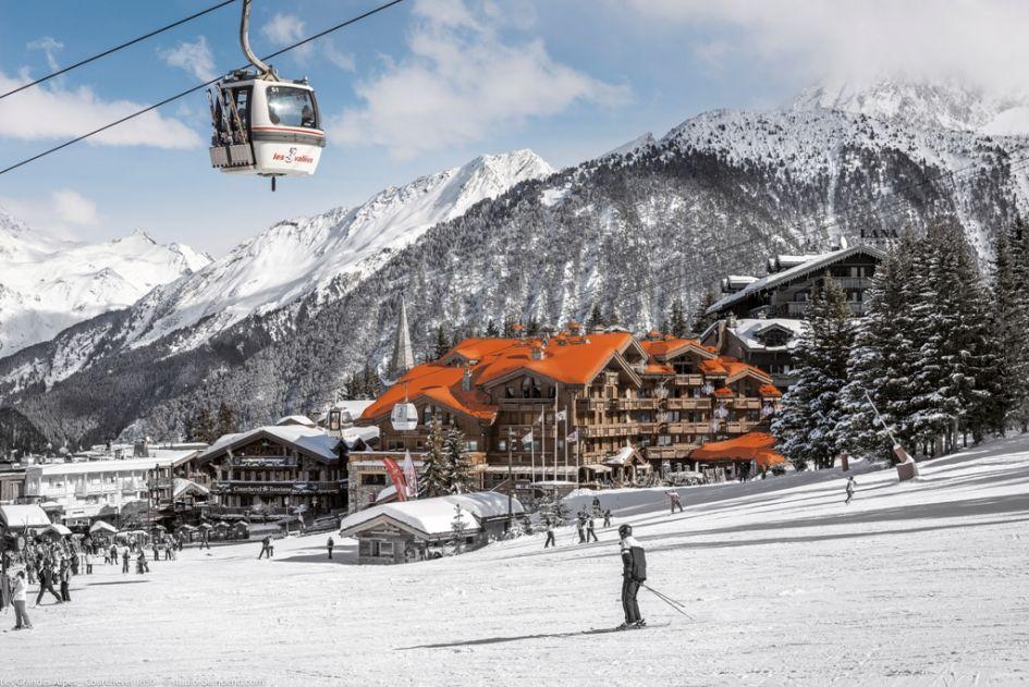 France 39 s best ski boutique hotel world s ski awards 2016 for Boutique hotel ski