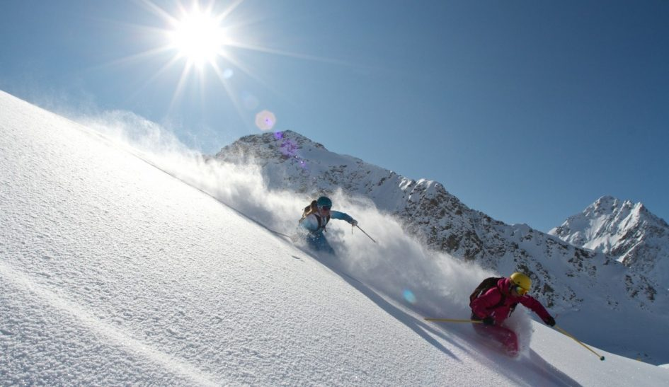 Off Piste Val d'Isere
