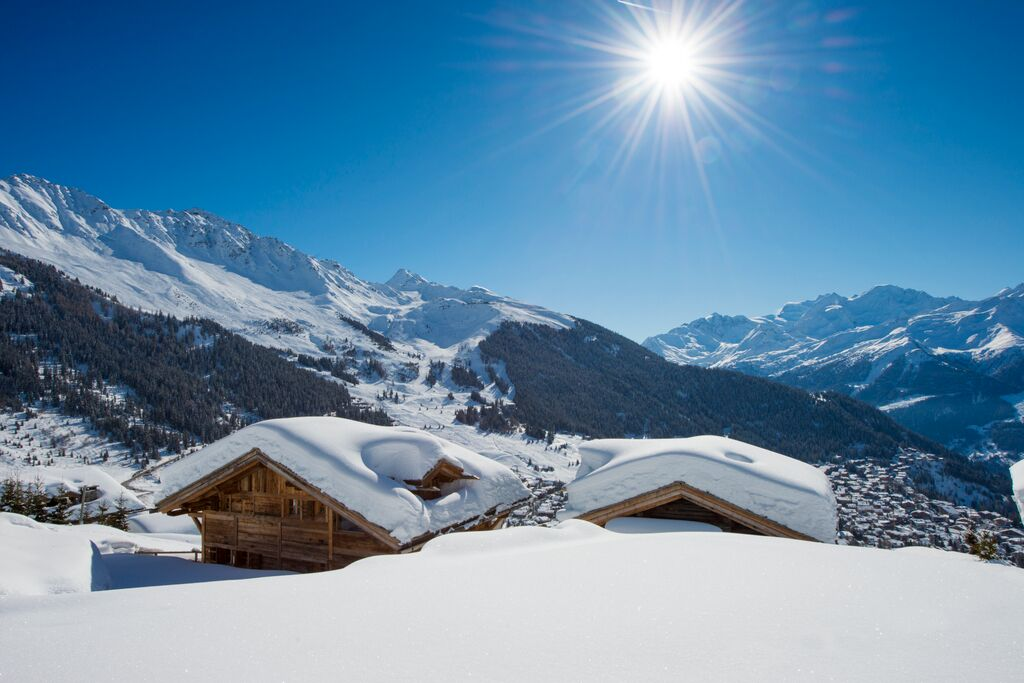Chalet Nyumba, Verbier - View