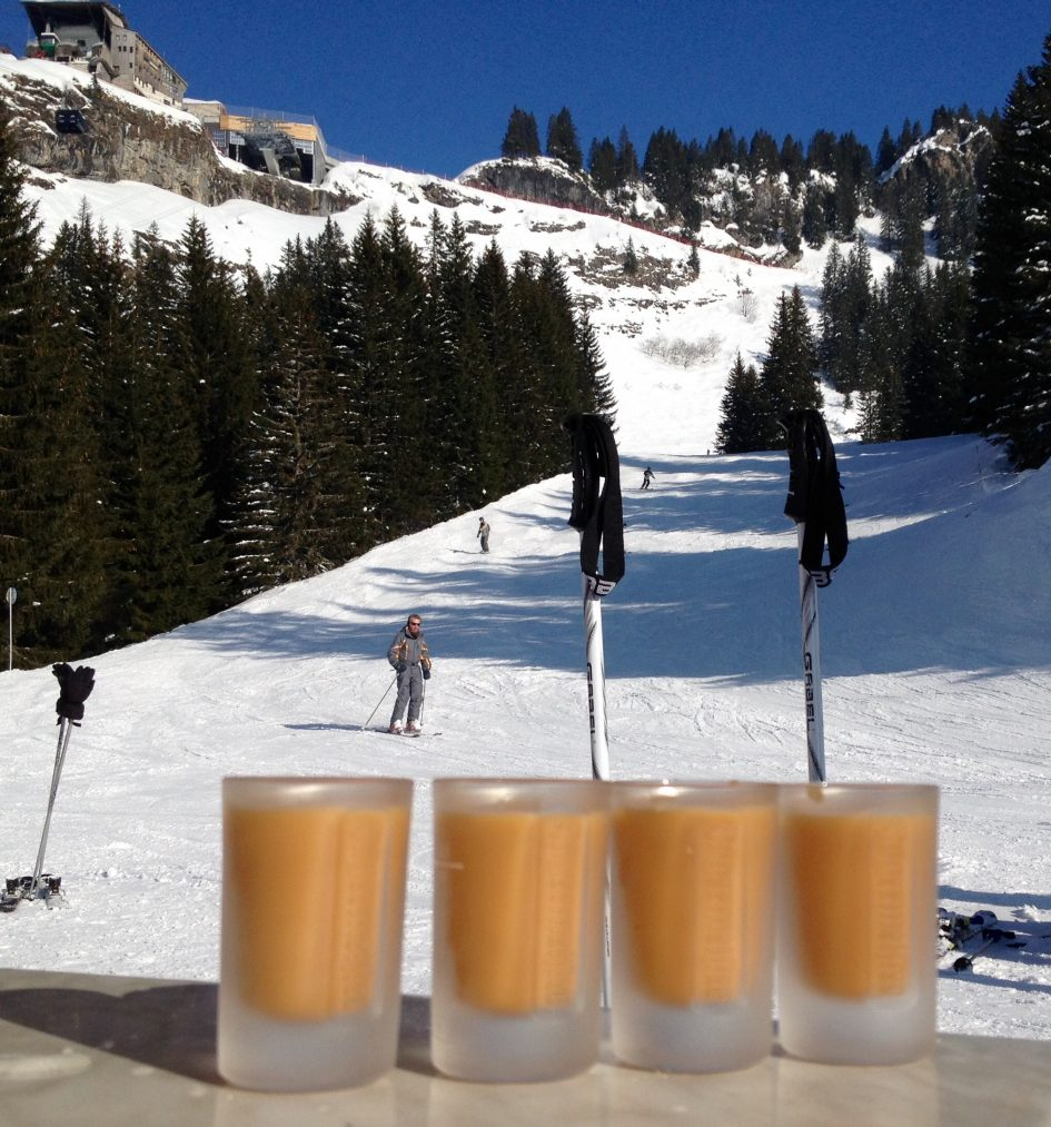 Apres-Ski. How does the first timer prepare? The best skiing apres ...