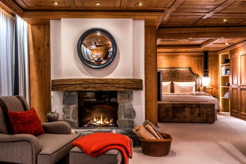 Junior Suite in The Alpina Gstaad