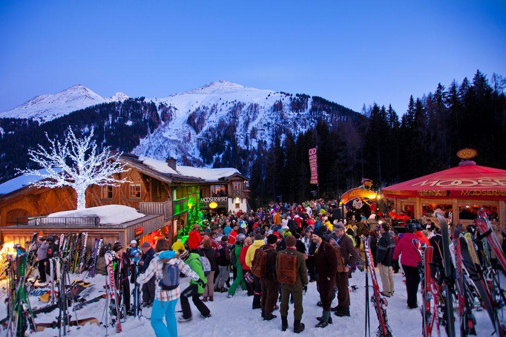 St Anton après ski, St Anton ski resort, Party in St Anton