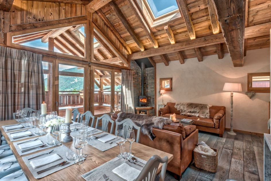 chez toi catering services for luxury self catered chalets in morzine
