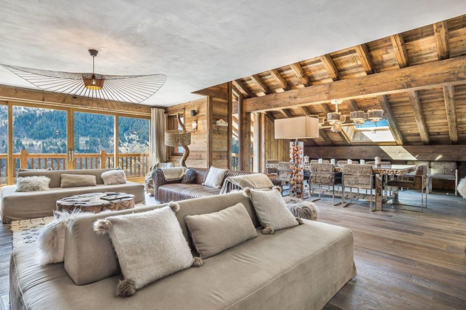 Chalet Cerf Rouge, Meribel