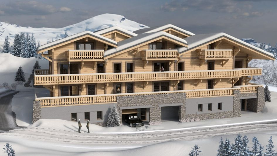 new build luxury ski chalets in portes du soleil morzine and les gets