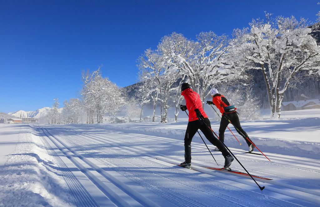 Cross-Country Skiing Davos, Davos xr skiing, Klosters cross-country skiing, xr Klosters