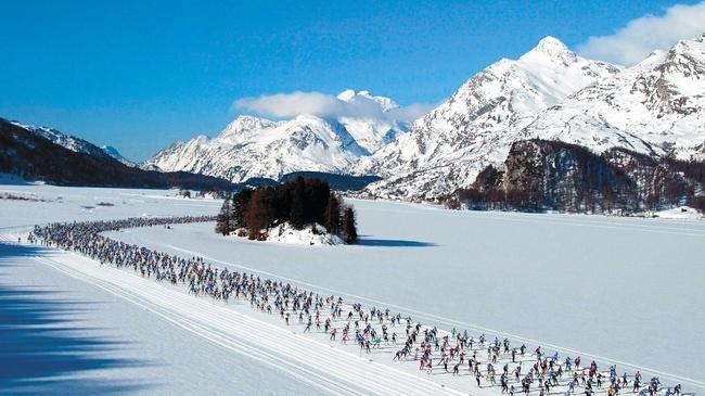cross-country skiing, st moritz cross country skiing