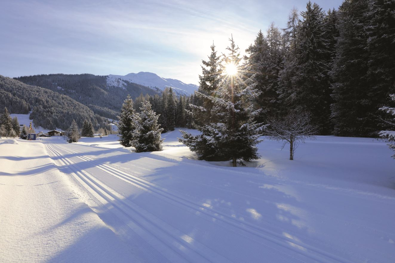 cross-country ski resorts, cross-country skiing the Alps