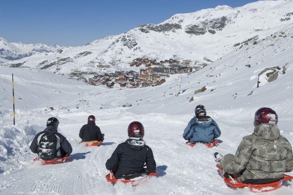 Top 5 Toboggan Runs in the Alps  The Best Sledge Runs in Ski