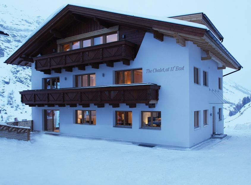 The Chalet, at 11° East