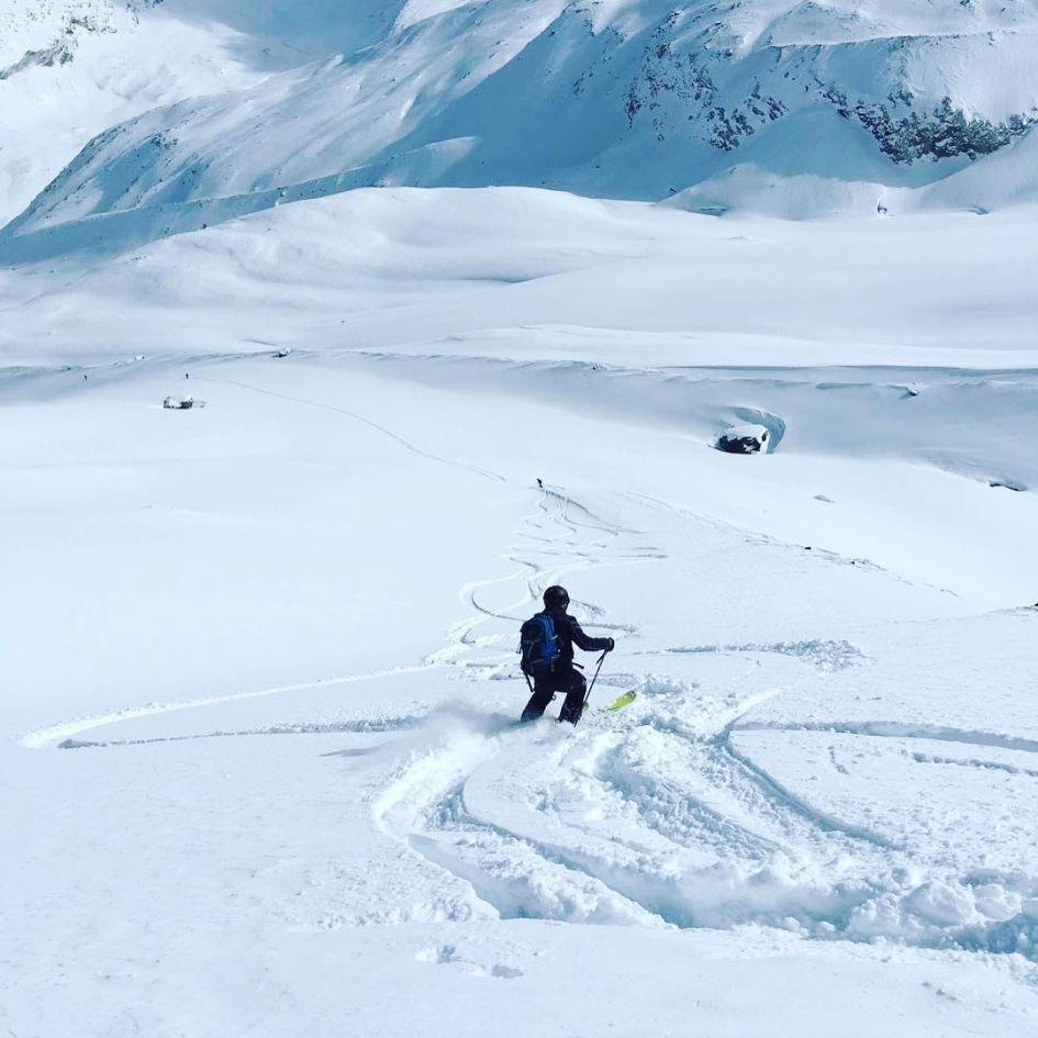 Skiing Holiday in Saas Fee (Credit: The Capra Saas Fee)