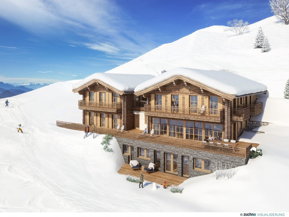 New chalet for 2018/19 - Chalet Mimi, Lech