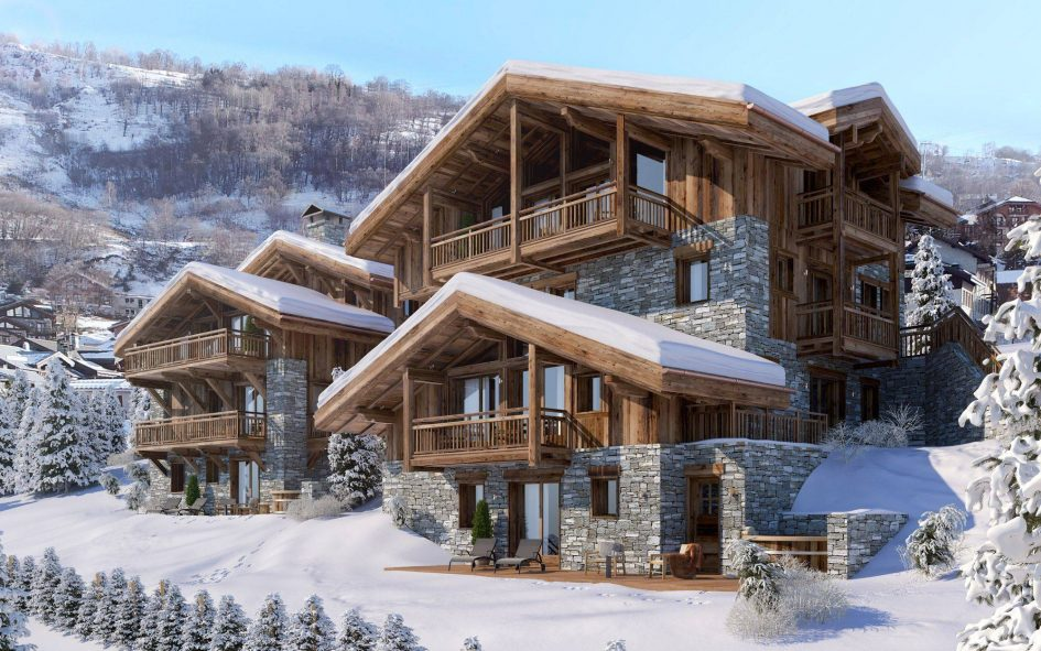 Best New Build Luxury Ski Chalets for 2018/19