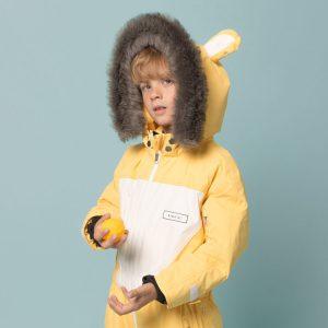 Dinoski Cub - fun child's ski suit