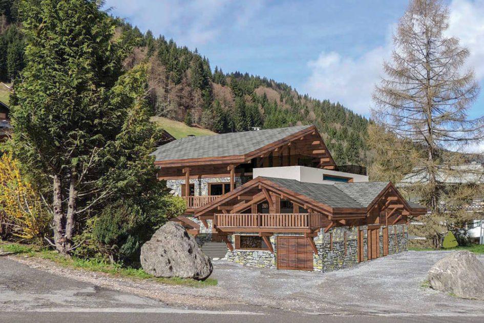 Ski chalet - Lodge des Nants, Morzine
