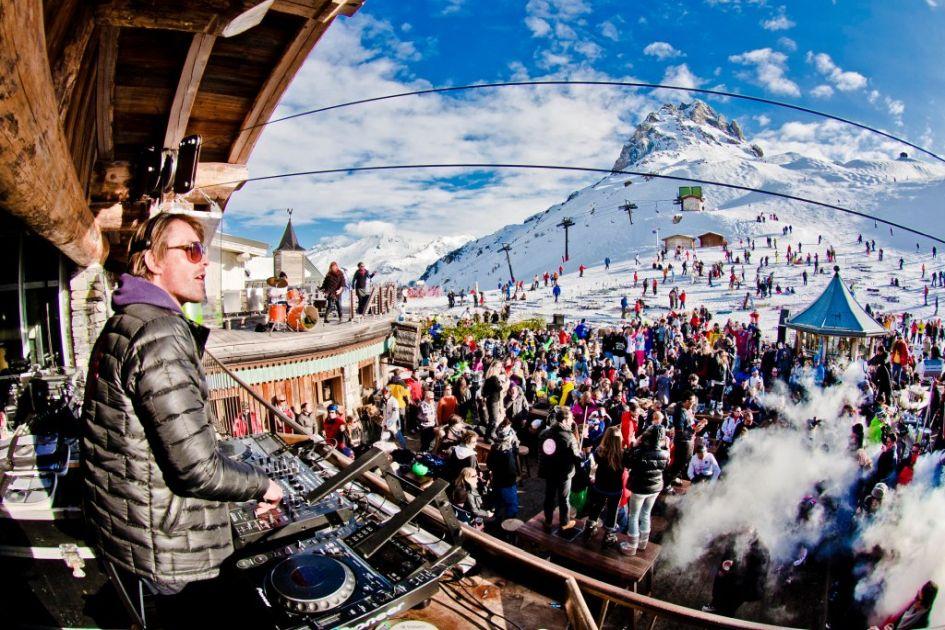 Photo credit: La Folie Douce Val d'Isère
