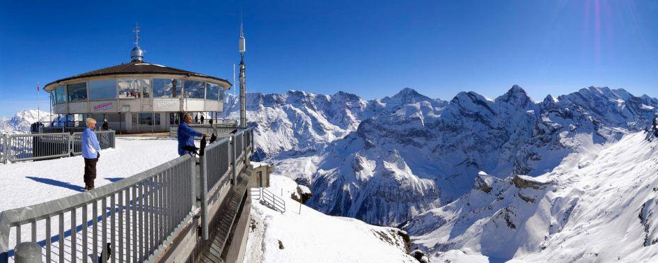 Apres ski in Saas Fee