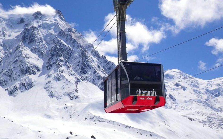 Ski guide Chamonix