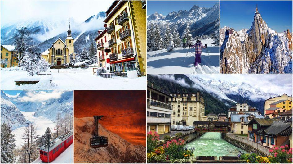 A ski guide to Chamonix