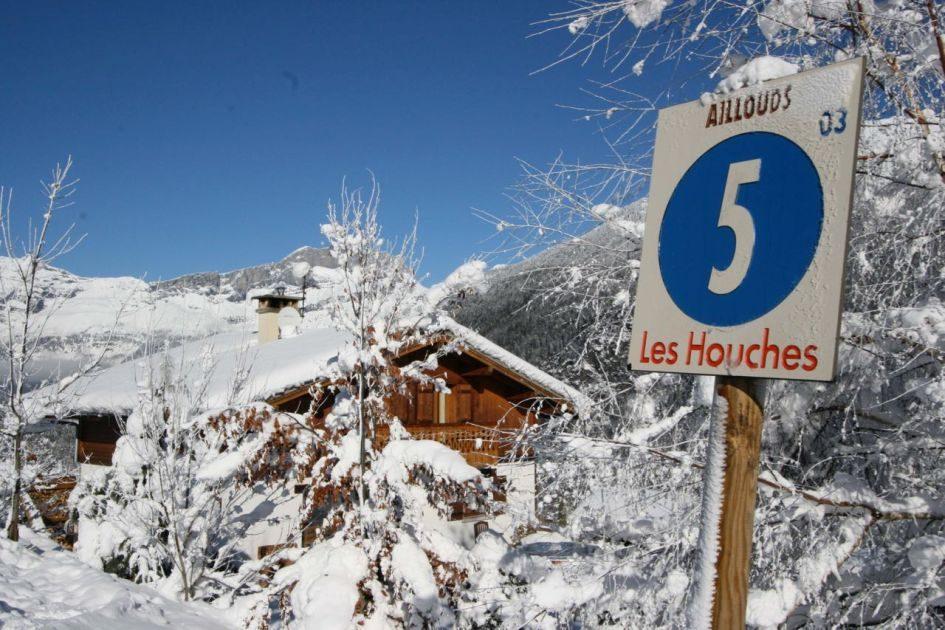 Ski in Ski out in Chamonix