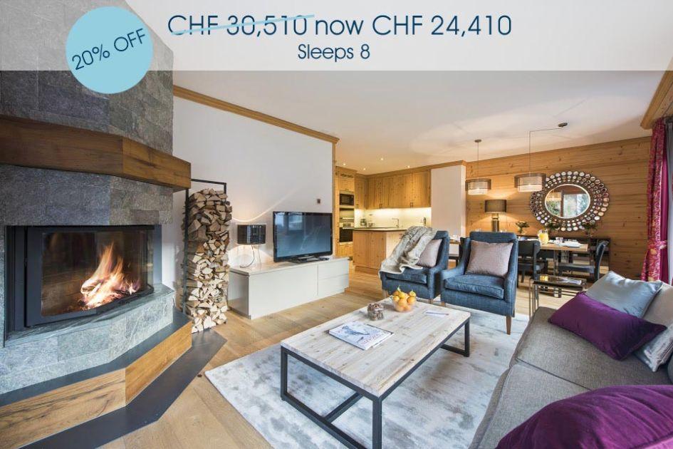 Christmas Ski Deals 2018 - Chalet Elena