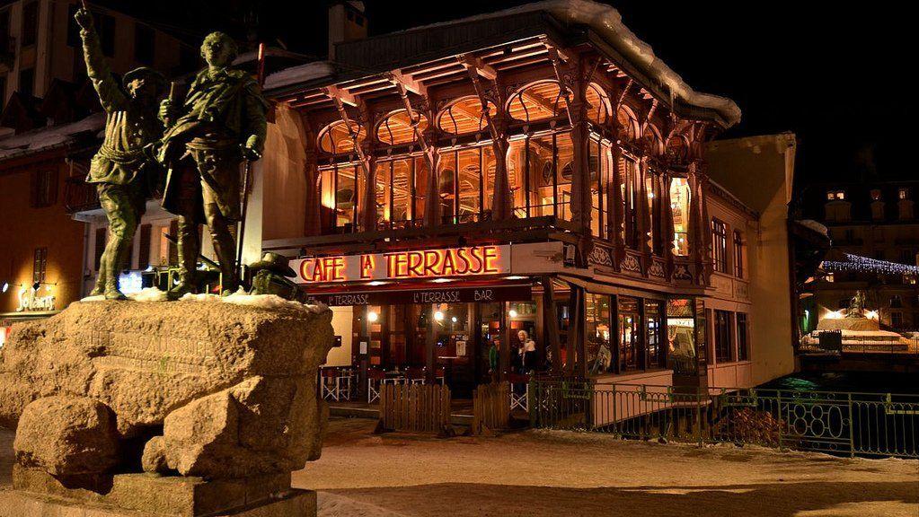 La Terrrasse - Chamonix nightlife