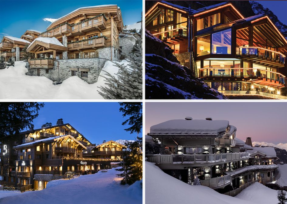 A Ski Hotel or Ski Chalet?