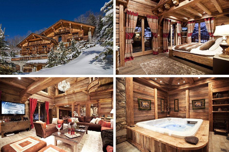 Ski chalets for couples