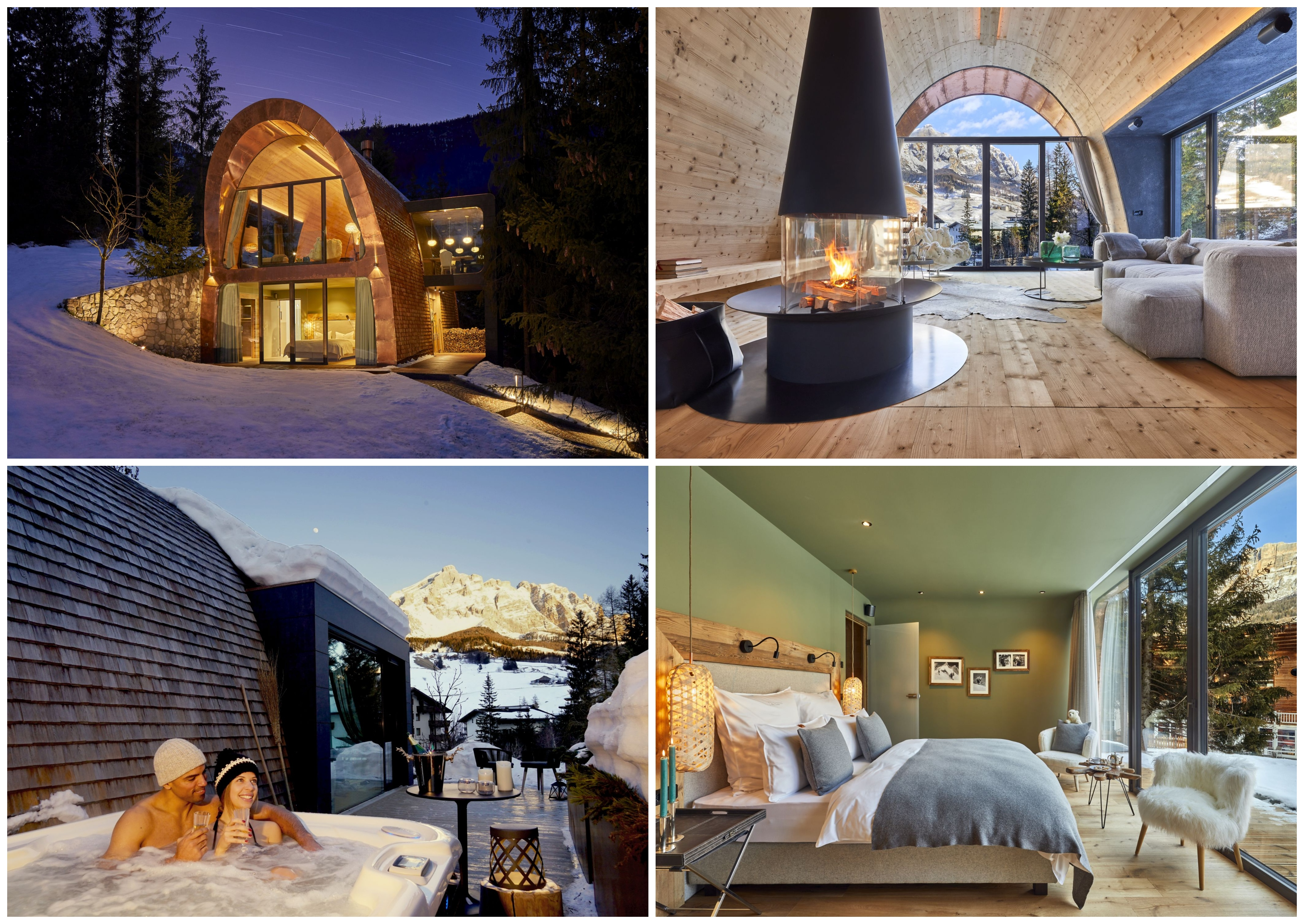 Most romantic ski chalets, romantic ski holiday , romantic ski chalet, valentines in the mountains