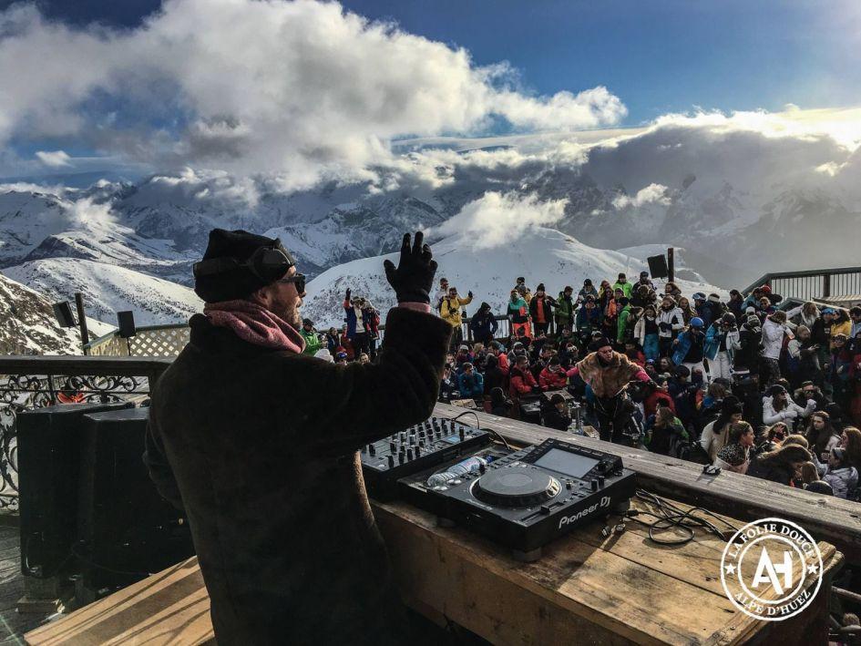 Apres Ski In Alpe d'Huez