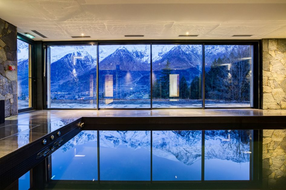 luxury chalets in Chamonix