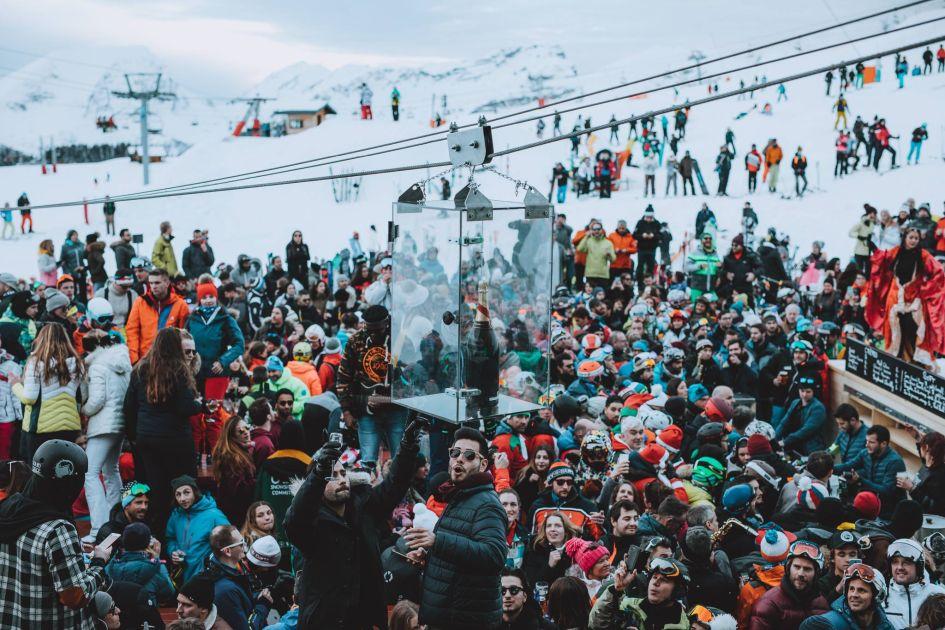 Apres Ski in Avoriaz