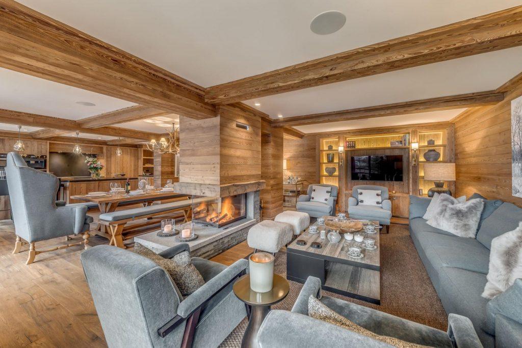Meribel ski holiday, luxury ski apartment, Meribel ski chalet, Folie Douce Meribel