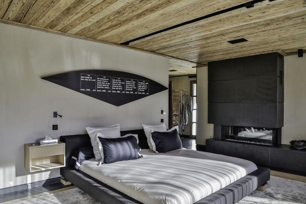 luxury ski chalet Megeve, Folie Douce Megeve, luxury chalet design