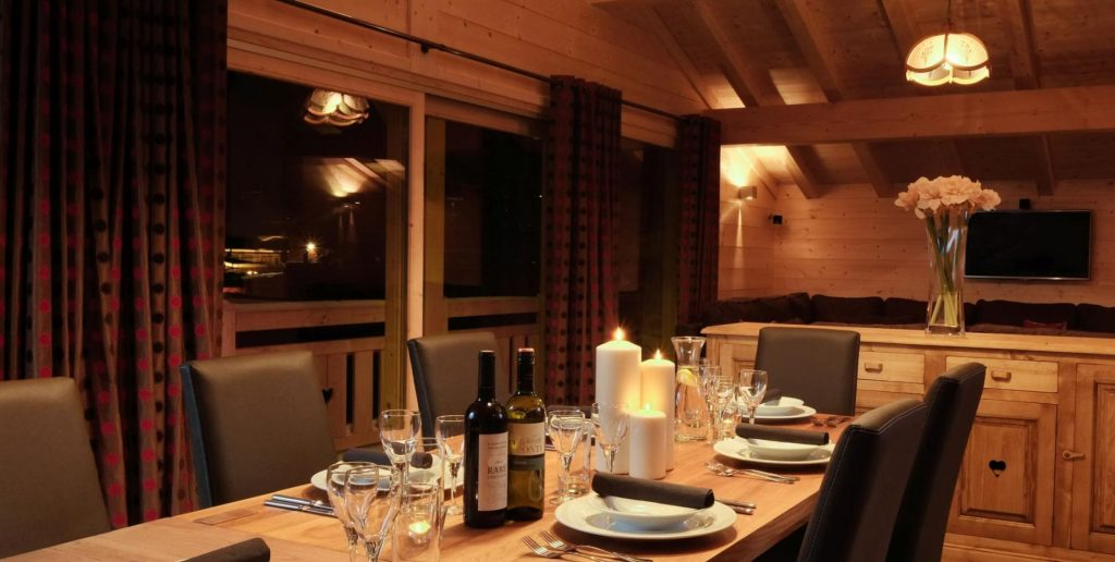 catered chalet, Avoriaz, Folie Douce, ski in/ski out chalet