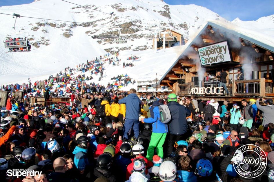 Apres Ski In Val Thorens