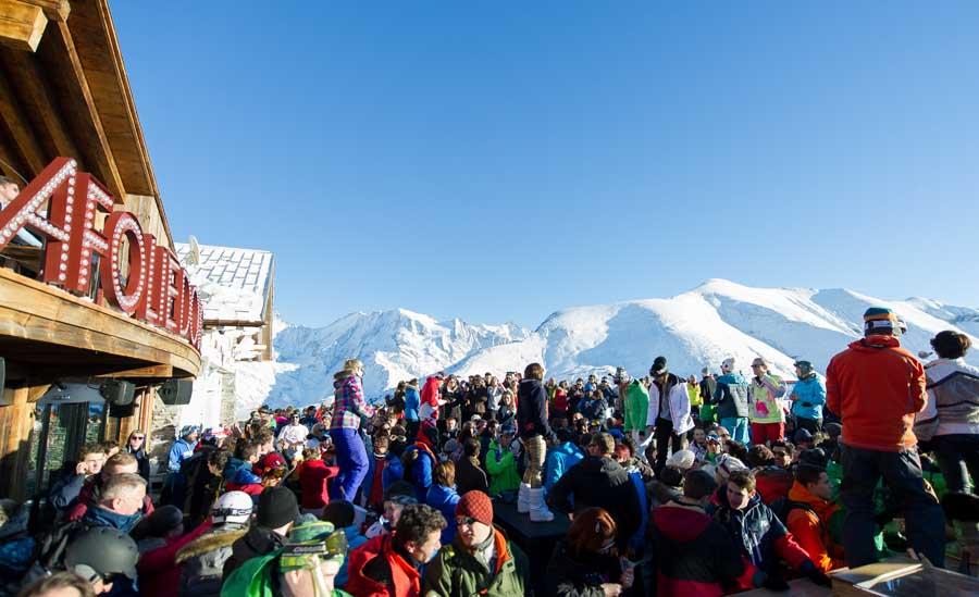 Apres Ski In Megeve